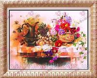 Набор для вышивания лентами, фото 1