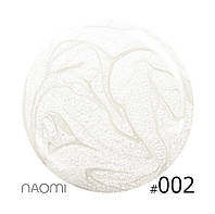 Декоративный лак Naomi Classic №002