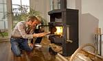 Как правильно установить дровяную отопительную печь в доме? (интересные статьи)