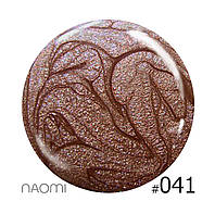Декоративный лак Naomi Classic №041