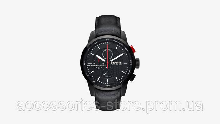 Наручные часы Volkswagen GTI Chronograph, Unisex, Black