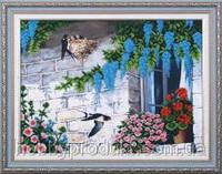 """Набор для вышивания бисером """"Ласточкино гнездо"""", фото 1"""