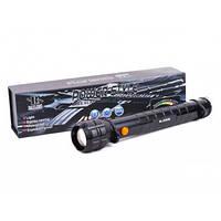 Ліхтар на акумуляторах Bailong D1038C-Cree Led 4200mAh 3W металевий
