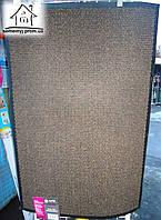 Тканевый коврик в прихожую Luna 90*60 см (коричневый)