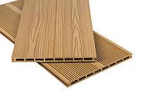 Террасная доска Polymer & Wood Приват Дуб