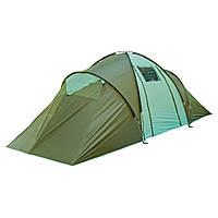Палатка туристическая Time Eco Camping 6-местная 360*230*200см