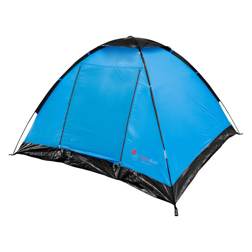 Палатка туристическая Time Eco Easy Camp 3-местная 200*180*120см - Интернет-магазин товаров для дома и отдыха в Одессе