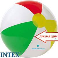 """Мяч """"Цветные Полоски"""" Intex 59010"""