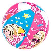Детский надувной мяч «Barbi» 93201 Bestway, 51 см