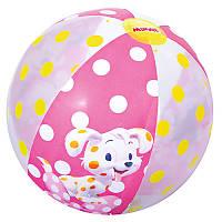 Мяч надувной детский 91039 Bestway DM, 51 см