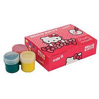 Гуашь «Hello Kitty» HK17-063 Kite, 12 цветов