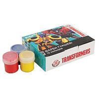 Гуашь «Transformers» TF17-063 Kite, 12 цветов