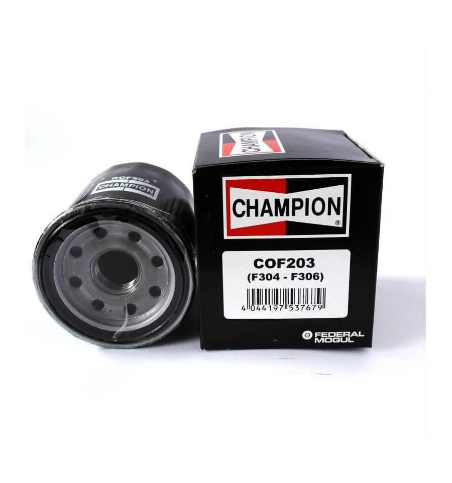 Фильтр масляный Champion CH COF203