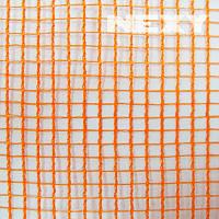 Крупноячеистая оградительная сетка 110 г/кв.м, фото 1