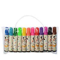 Фломастеры Z0149 (288шт) 12цветов, в кульке, 17-9-1,5см