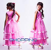Детское выпускное платье Золушка