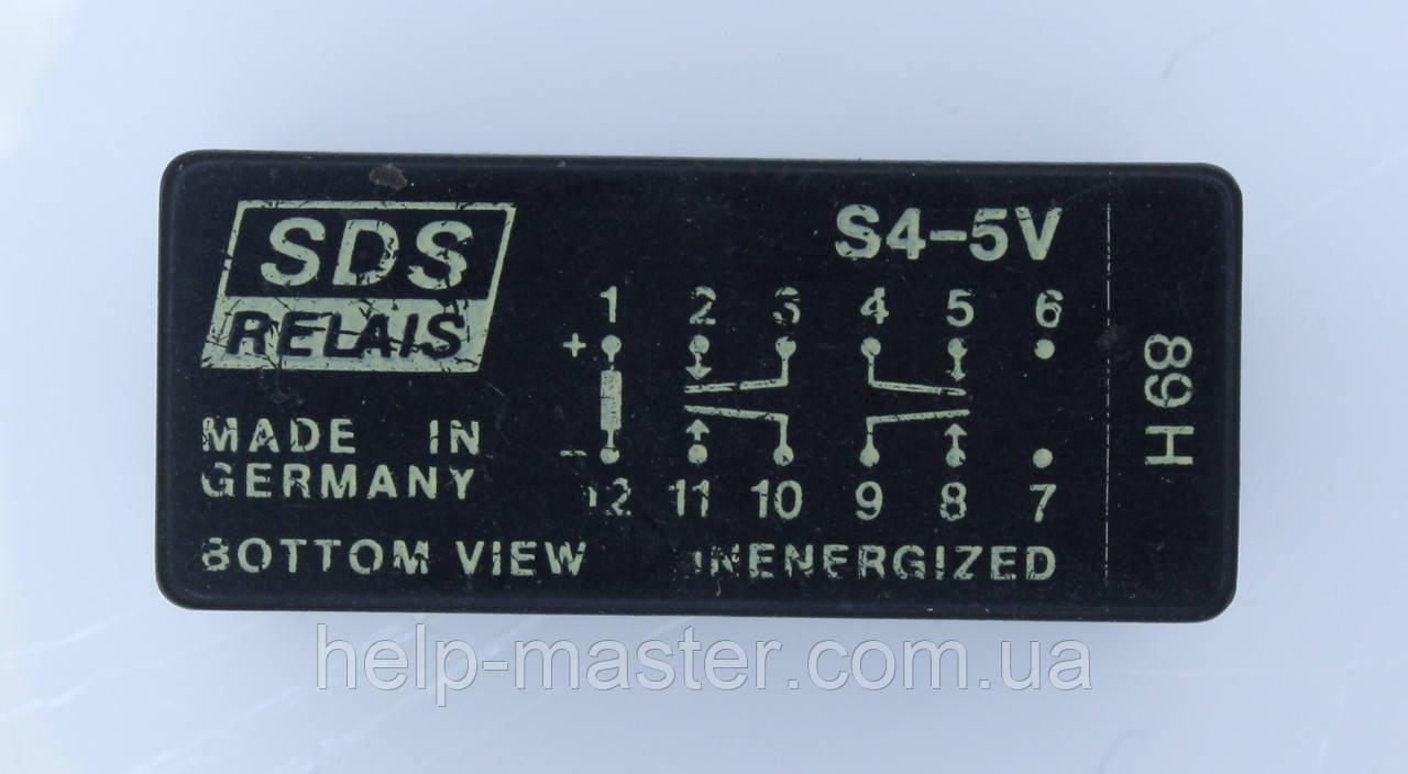 Реле S4-5V; 5VDC