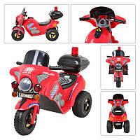 Детский трехколесный мотоцикл ZP 9983-3 Bambi