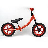 Детский беговел M 3437-3TW Profi kids, 12 дюймов красный