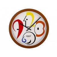 Годинник настінний Rikon №1751 Pic Picture-B/Р/