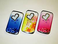 Телефон Nokia W666 (копия) - 2Sim раскладушка - Метал.корпус