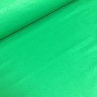 Однотонная бязь зеленого цвета 135 г/м2 № 560