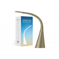 Лампа настільна Intelite DL4-5W-BR/5Вт бронза