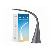 Лампа настільна Intelite DL4-5W-IGR/5Вт сіра