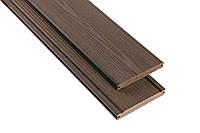 Террасная доска Polymer & Wood Массив Венге
