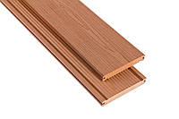 Террасная доска Polymer & Wood Массив Мербау