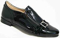 Туфли кожаные женские большие размеры, женская обувь большие размеры от производителя МИ5248-3