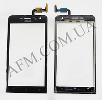 Сенсор (Touch screen) Asus ZenFone 5 Lite (A502CG) черный