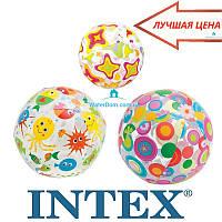 "Мяч ""Узоры"" Intex 59050"