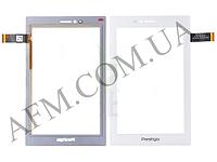 Сенсор (Touch screen) Prestigio 7070 MultiPad 4 DIAMOND 7.0 3G ACE GG7.0D- 365- FPC белый