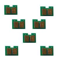 Чип для картриджа BASF HP CLJ CP1215/1515/CM1312 Yellow (WWMID-70768)