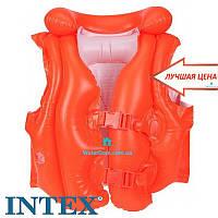 """Надувной жилет """"Люкс"""" Intex 58671"""