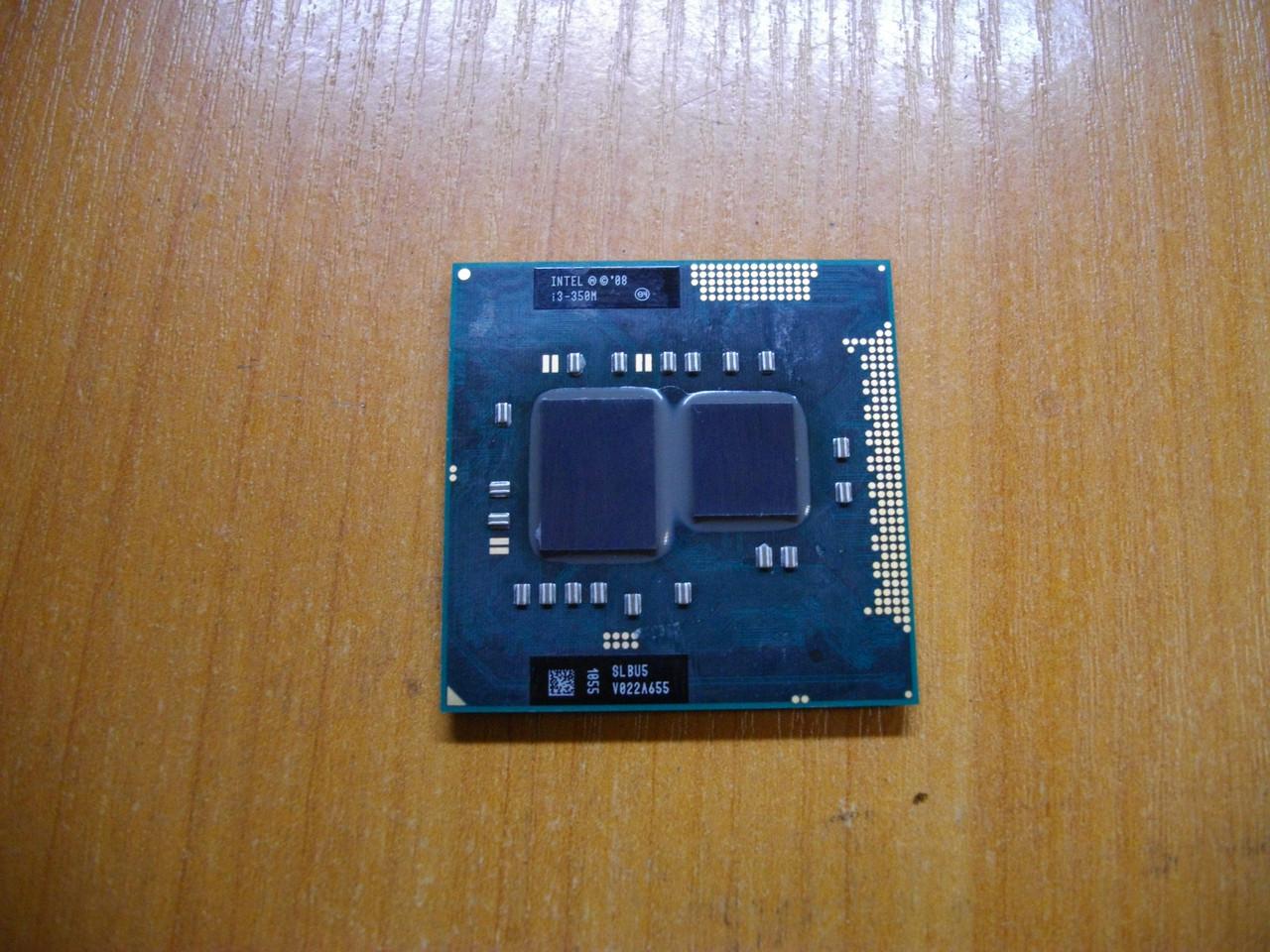 Процессор INTEL Core i3-350M SLBU5