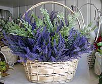 Искусственные цветы Лаванда букет
