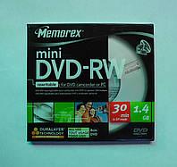 Memorex DVD-RW 1.4Gb Jewel Case 8cm