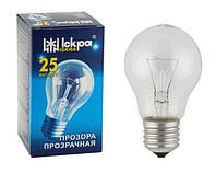 Лампа накаливания Искра А50 (25 Вт), инд.уп.