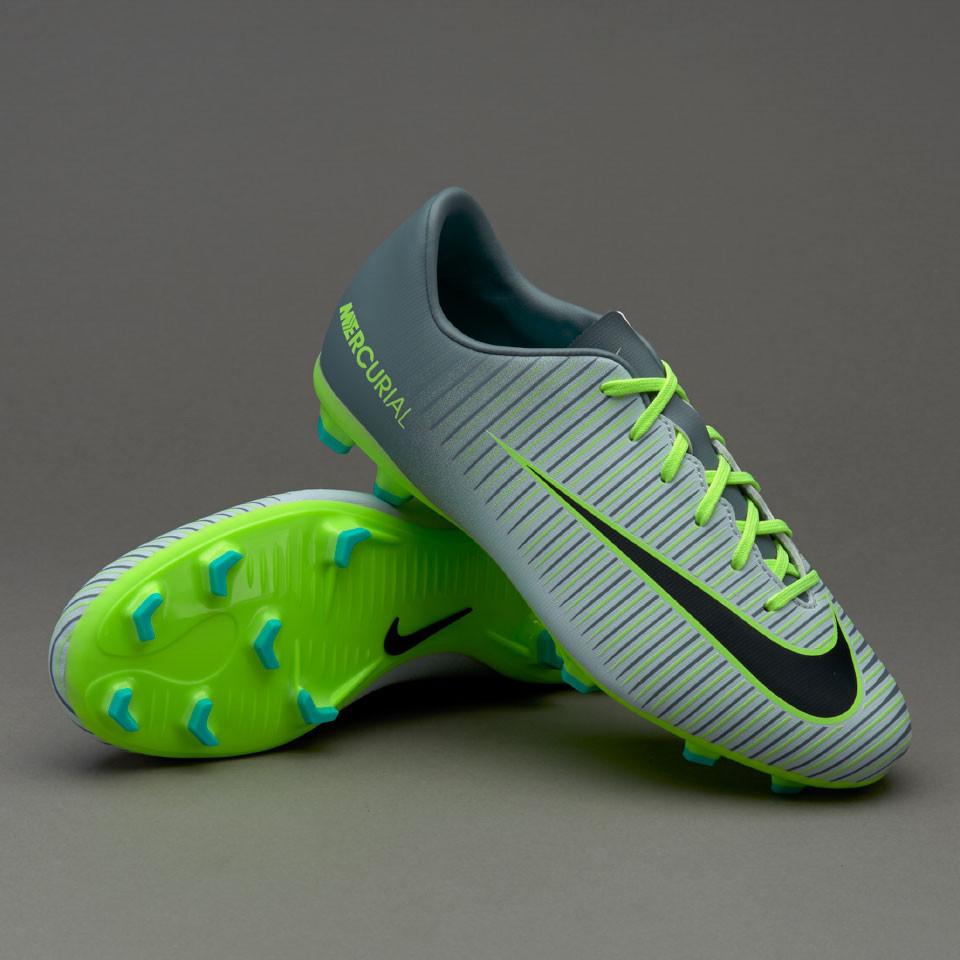 Детские футбольные бутсы Nike JR Mercurial Vapor XI FG