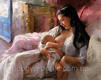 """Раскраска по номерам """"Счастливое материнство"""", фото 1"""