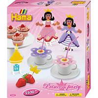 Термомозаика Hama Набор Вечеринка принцесс midi (3233)