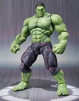 Коллекционная фигурка игрушка Халк Мстители Hulk Avengers: Age of Ultron