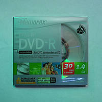 Memorex DVD-R 1.4Gb Jewel Case 8cm