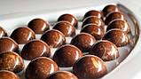 Силиконовая форма для шоколадных и желейных конфет  21*10,5 см, фото 3
