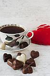 Силиконовая форма для шоколадных и желейных конфет  21*10,5 см, фото 4