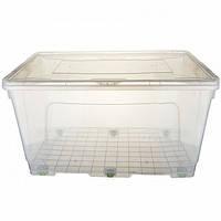 Большой пластиковый контейнер BigBox №3 80 л