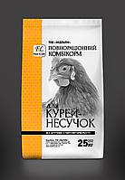 """Комбикорм ТМ """"Фидлайф"""" Ростовой для молодняка цыплят от 9 до 16 недель"""