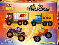 Термомозаика Hama Набор Машины и грузовики midi (3132)